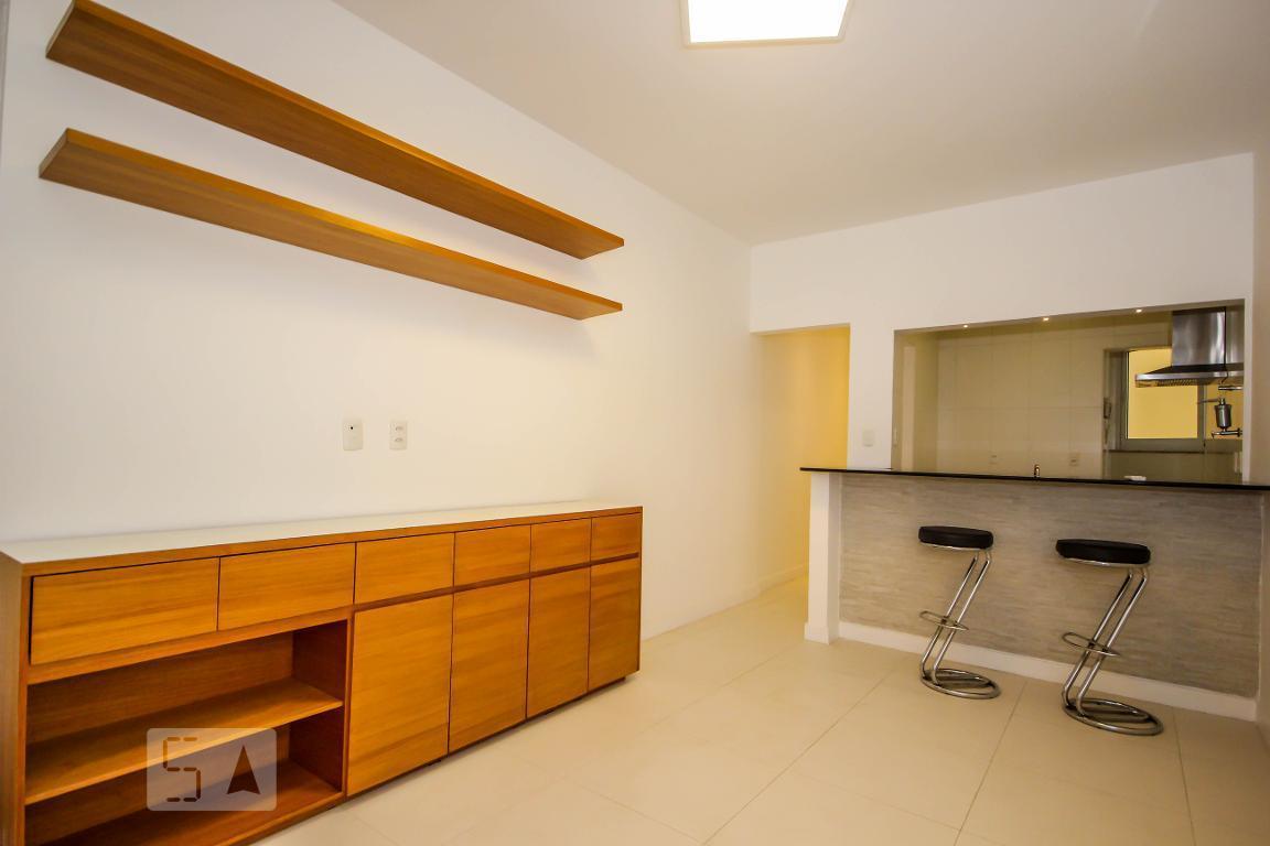 Apartamento para Aluguel - Copacabana, 1 Quarto,  60 m² - Rio de Janeiro