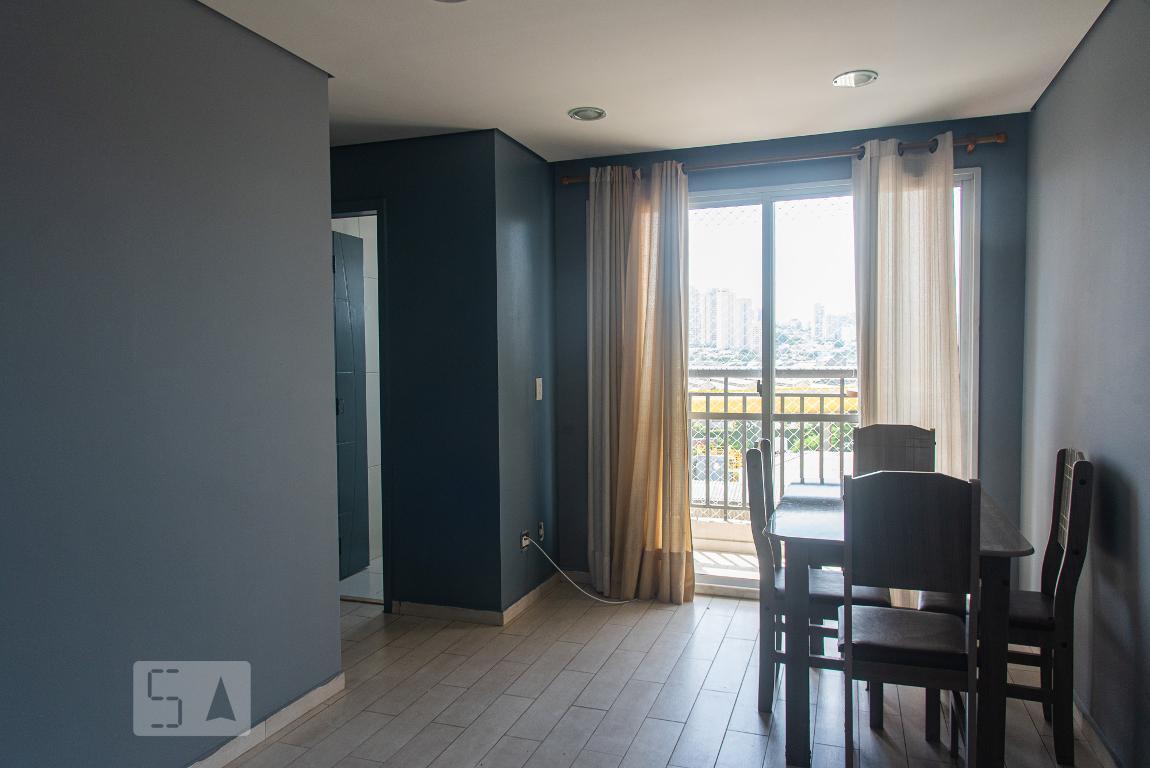 Apartamento para Aluguel - Ipiranga, 2 Quartos,  48 m² - São Paulo