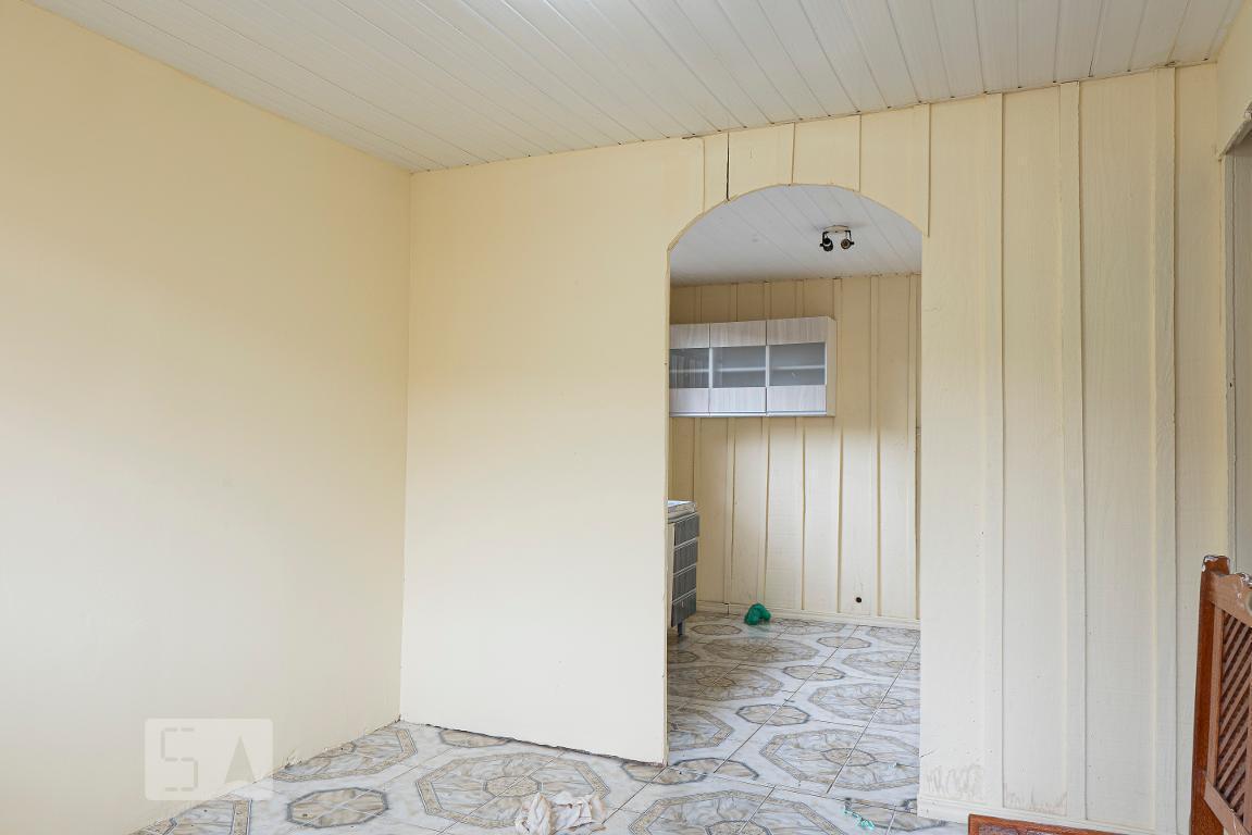 Casa para Aluguel - Santa Cândida, 2 Quartos,  50 m² - Curitiba