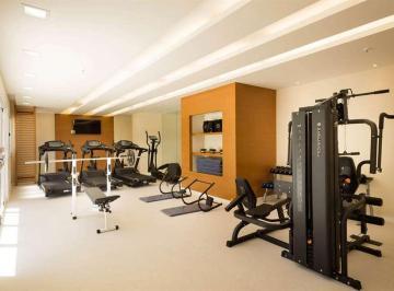 Foto da Área Fitness