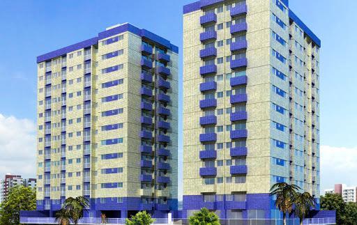 Ótimo apartamento para investimento - Residencial Piazza di Spagna - 38m²