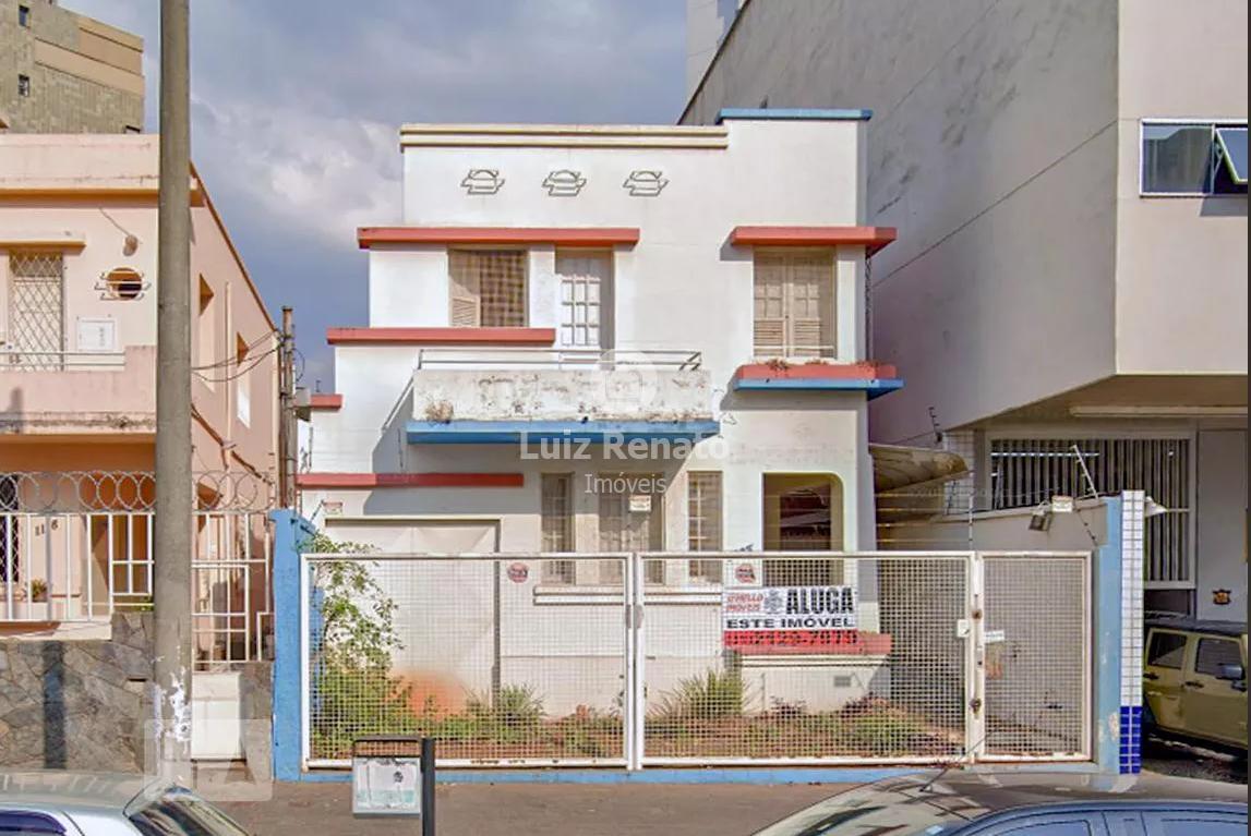 Casa para aluguel, 4 quartos, 1 vaga, Funcionários - Belo Horizonte/MG