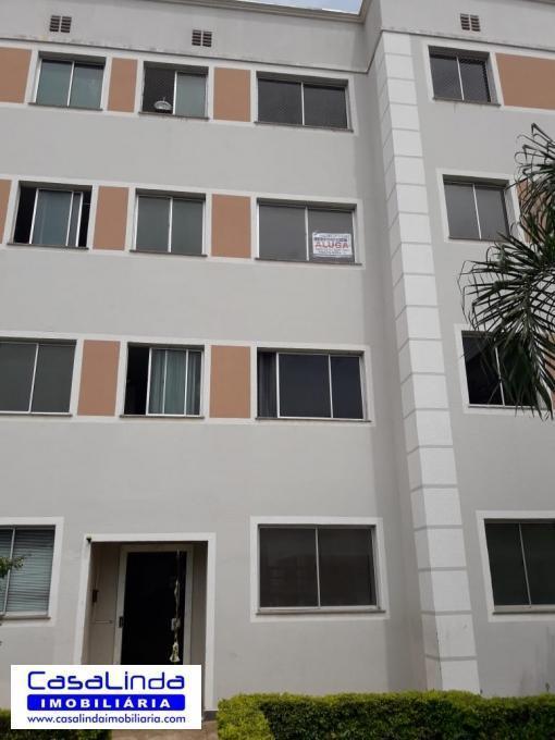 Apartamento- Condomínio Belle Stella - Pq Esplanada II