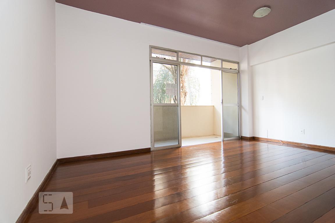 Apartamento para Aluguel - Santo Antônio, 3 Quartos,  88 m² - Belo Horizonte