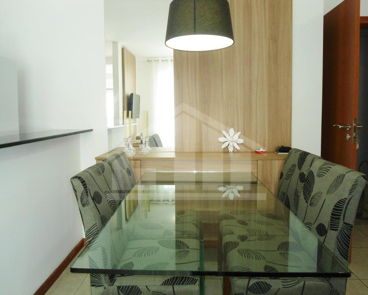 Apartamento para aluguel, 1 quarto, 1 suíte, 1 vaga, Barro Vermelho - Vitória/ES