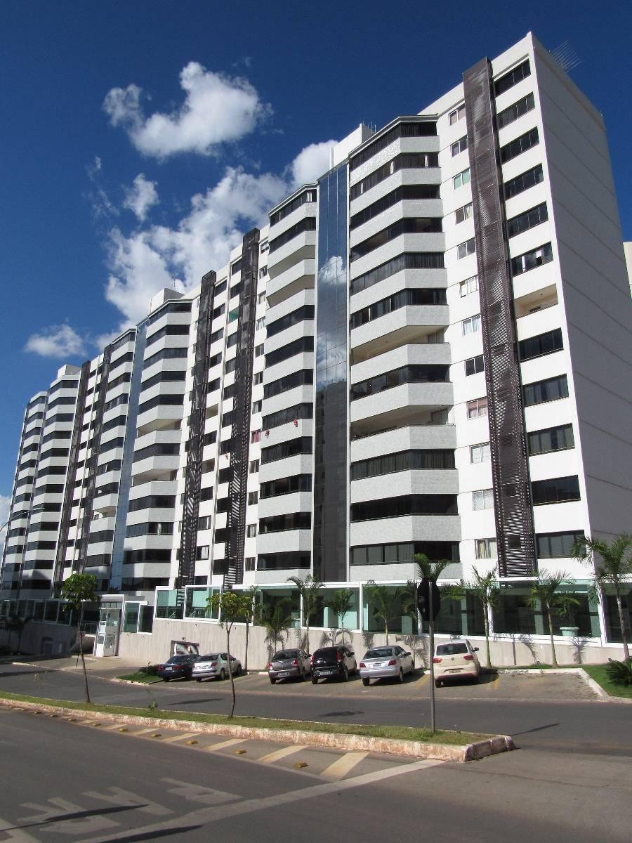 Apartamento de 168m2 para aluguel em Águas Claras