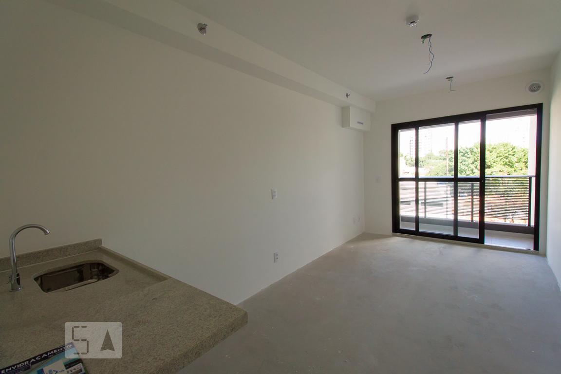 Apartamento à Venda - Vila Mariana, 1 Quarto,  25 m² - São Paulo
