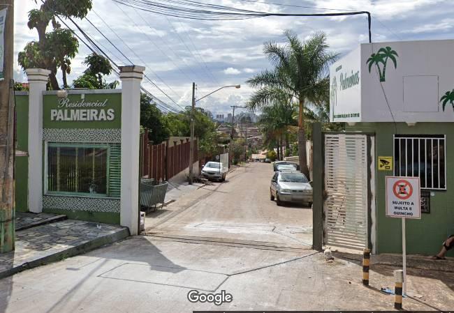 Residencial Palmeiras, Lote 500 metros chácara 113 vereda da cruz