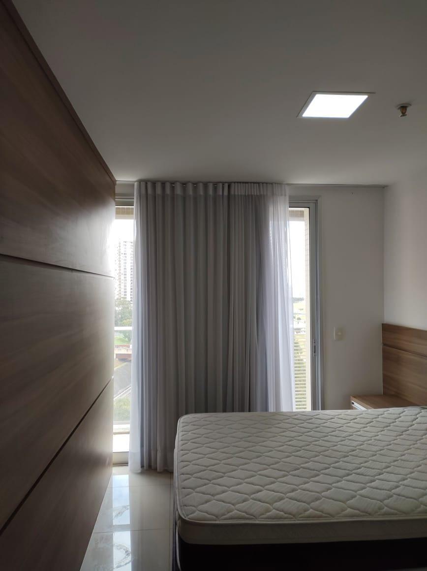 Apartamento semi mobiliado residencial DF Century Plaza