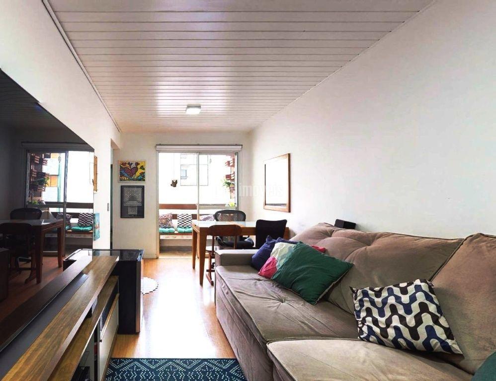 Apartamento para comprar com 1 quarto e 1 vaga em Bela Vista-SP