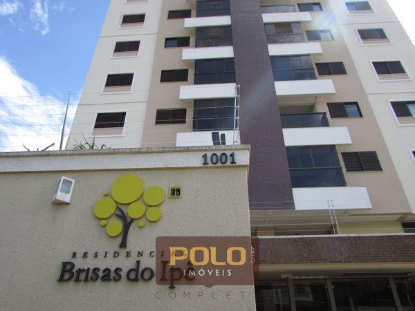Apartamento no Residencial  Brisas do Ipê - Setor