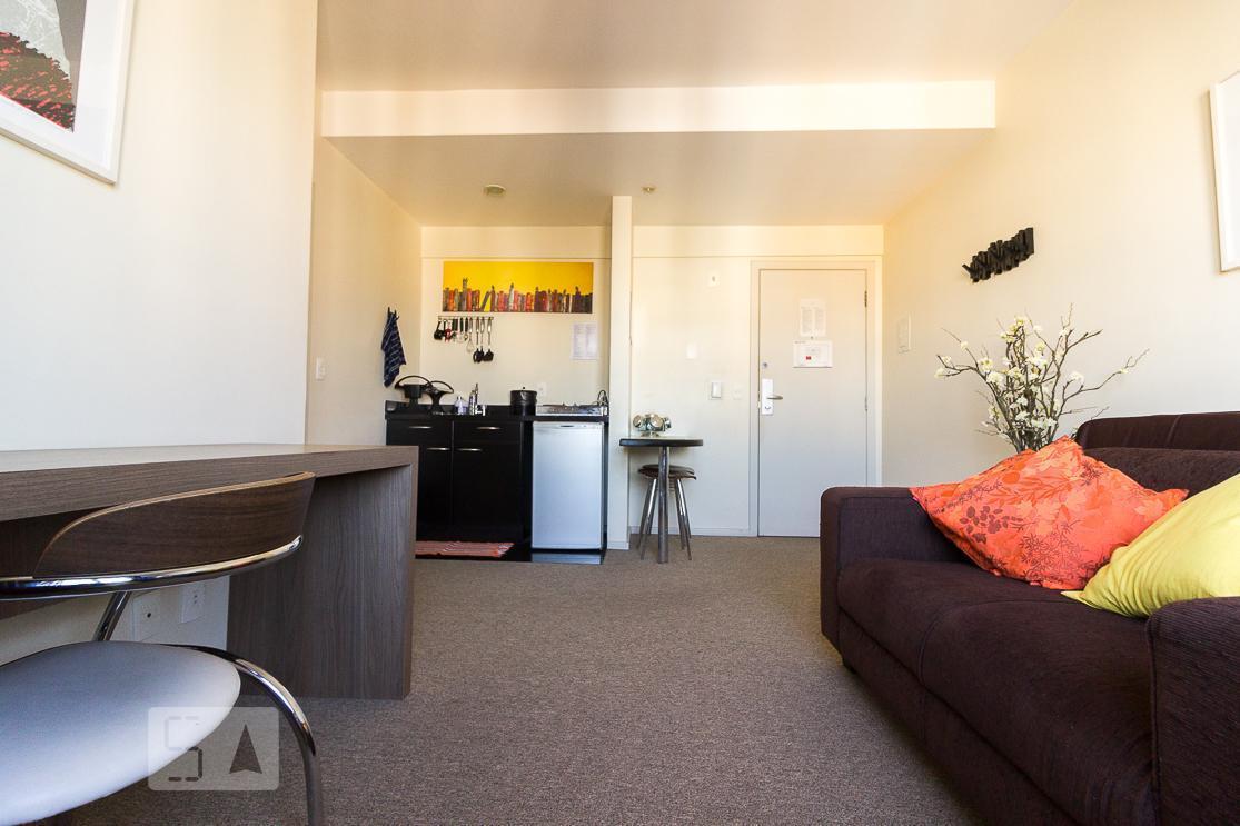 Apartamento para Aluguel - Barro Preto, 1 Quarto,  50 m² - Belo Horizonte