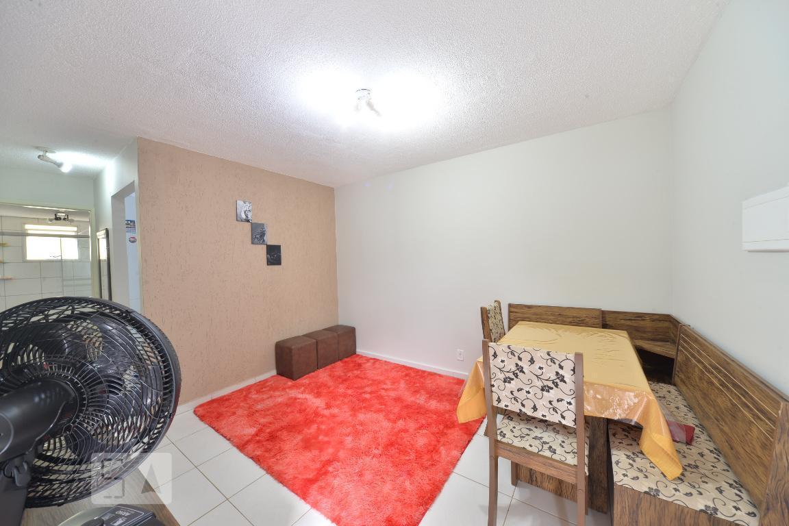 Apartamento para Aluguel - Jardim Botânico, 2 Quartos,  45 m² - Brasília