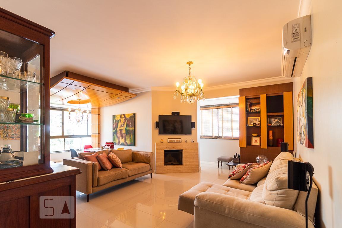 Apartamento para Aluguel - Mont'Serrat, 3 Quartos,  146 m² - Porto Alegre