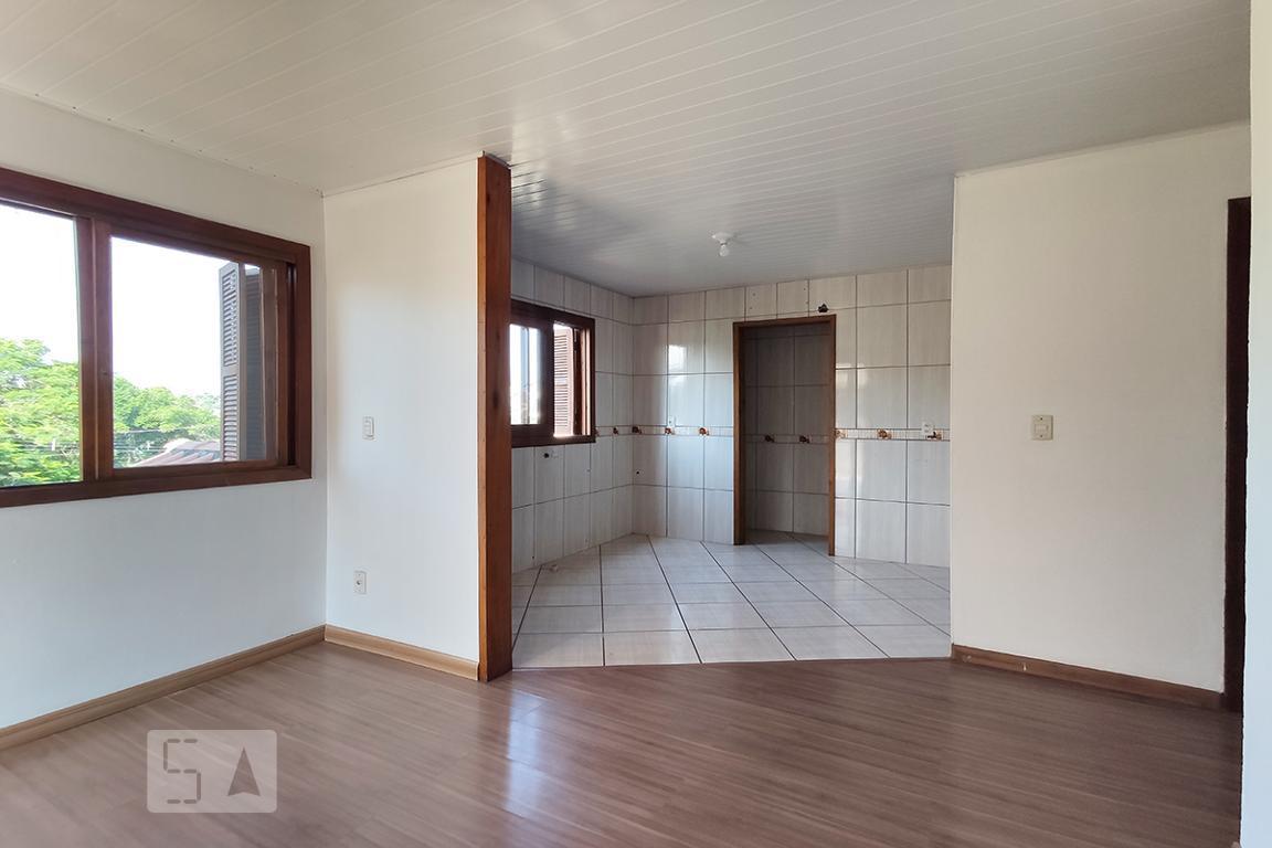 Casa para Aluguel - Centro, 2 Quartos,  58 m² - Novo Hamburgo