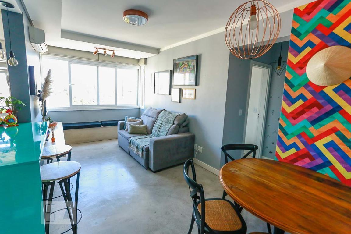Apartamento para Aluguel - Santana, 1 Quarto,  48 m² - Porto Alegre