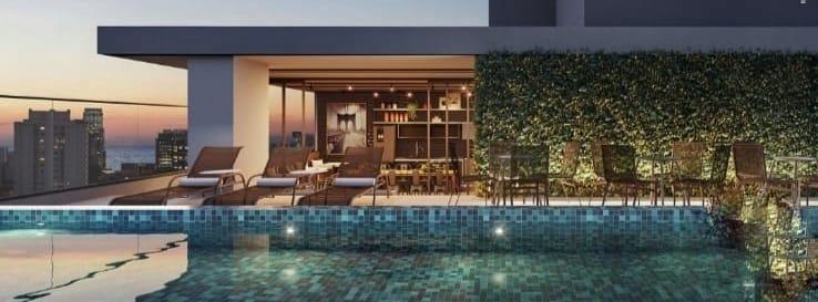 Apartamento para venda tem 24 m² com 1 quarto na Barra - Salvador - BA