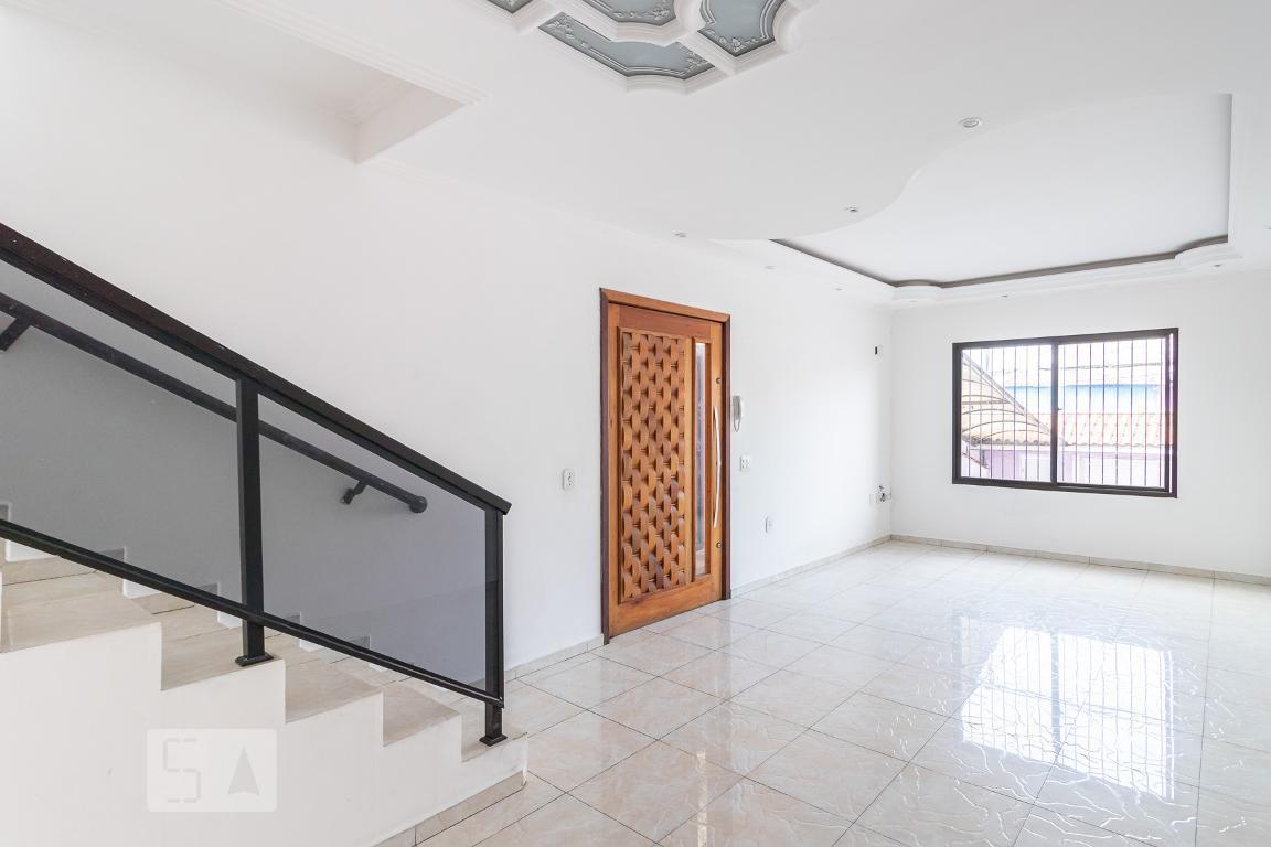 Casa para Aluguel - Jardim Brasília, 3 Quartos,  155 m² - São Paulo