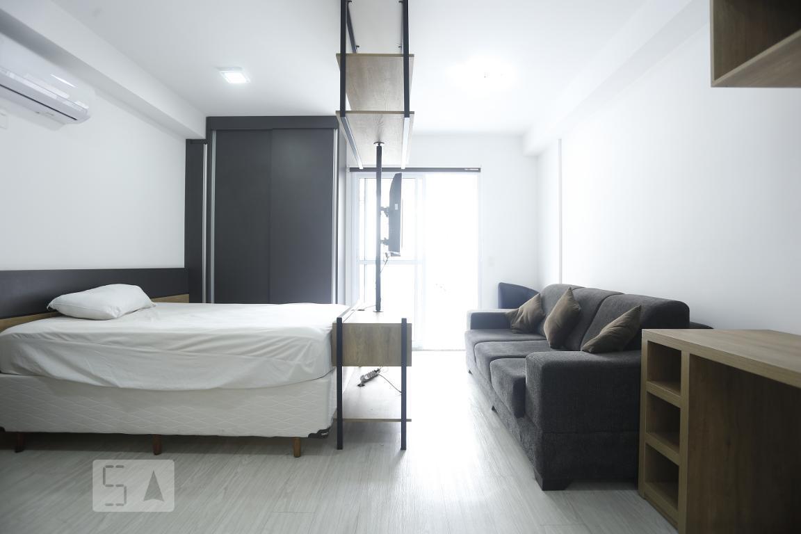 Apartamento à Venda - Santa Cecília, 1 Quarto,  38 m² - São Paulo