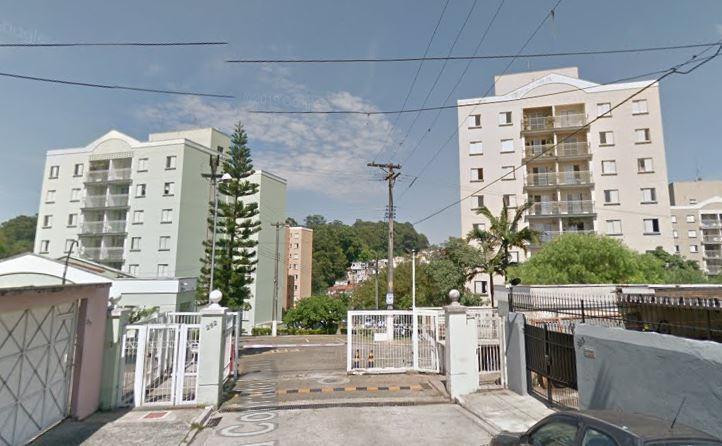 O apartamento está localizado no bairro Jd. Luísa com 69 metros quadrados com 3