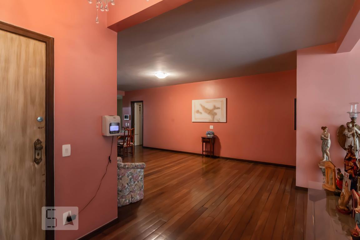 Apartamento para Aluguel - Serra, 4 Quartos,  220 m² - Belo Horizonte