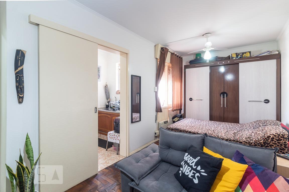 Apartamento para Aluguel - Passo D'areia, 1 Quarto,  30 m² - Porto Alegre