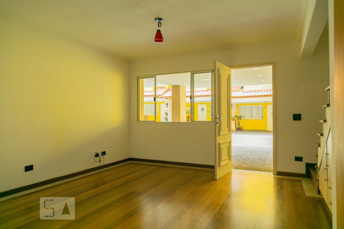 Casa para Aluguel - Jardim Monte Kemel, 3 Quartos,  110 m² - São Paulo