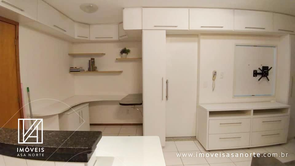 Ótimo apartamento para investimento - Residencial Piazza di Spagna - 37m²