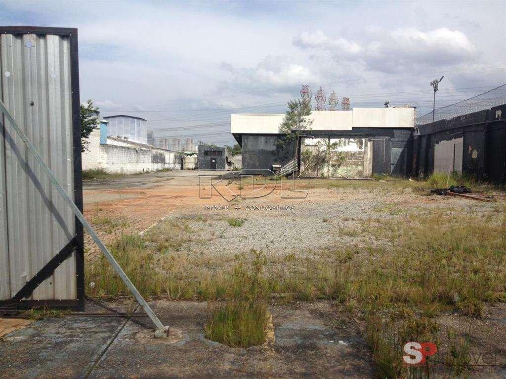 Terreno para aluguel, Rudge Ramos - São Bernardo do Campo/SP