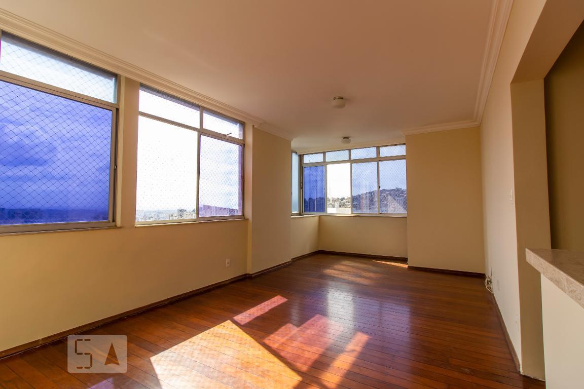 Apartamento para Aluguel - Serra, 4 Quartos,  160 m² - Belo Horizonte