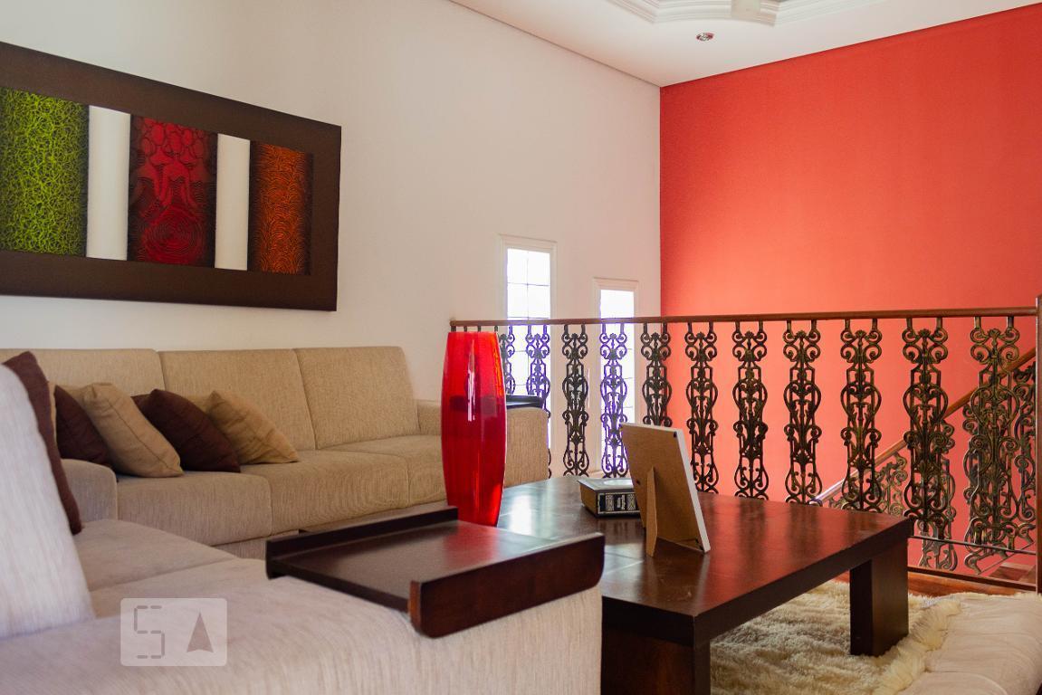 Casa para Aluguel - Santa Mônica, 4 Quartos,  400 m² - Belo Horizonte