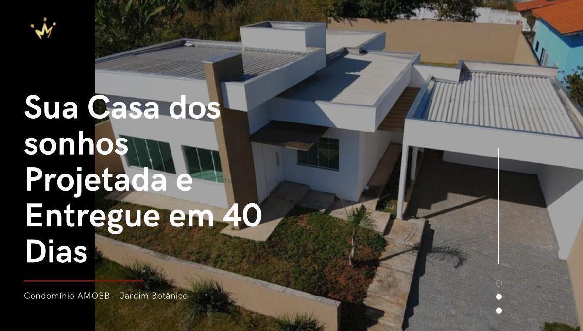 CASAS LUXUOSAS 2 E 3 QUARTOS ENTREGA EM 60 DIAS ESTUDA TROCA CONDOMÍNIO FECHADO