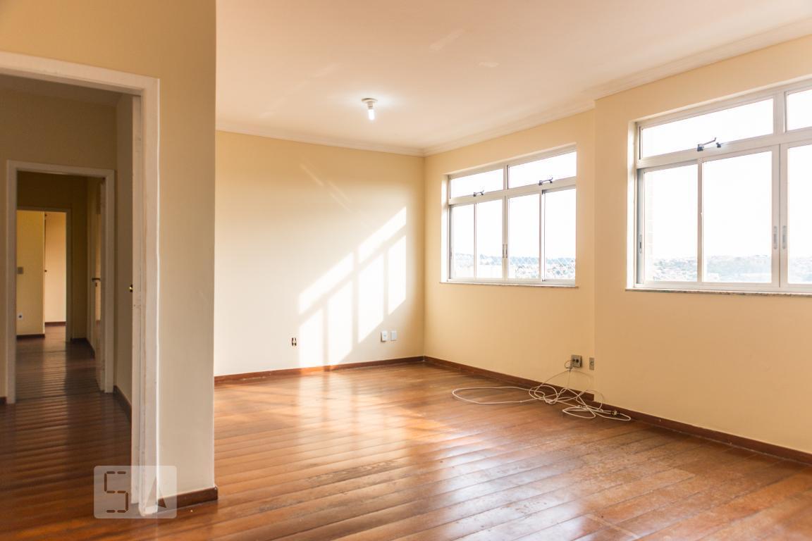 Apartamento para Aluguel - Salgado Filho, 4 Quartos,  60 m² - Belo Horizonte