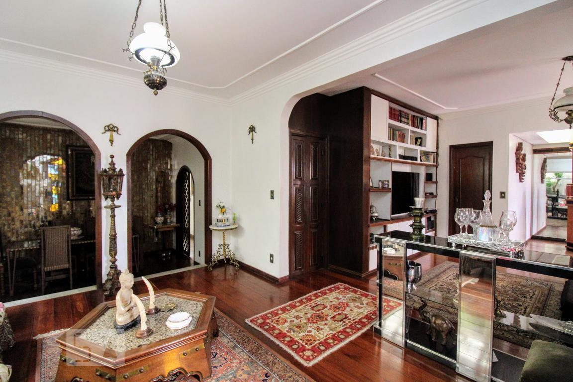 Casa para Aluguel - Caiçaras, 4 Quartos,  300 m² - Belo Horizonte