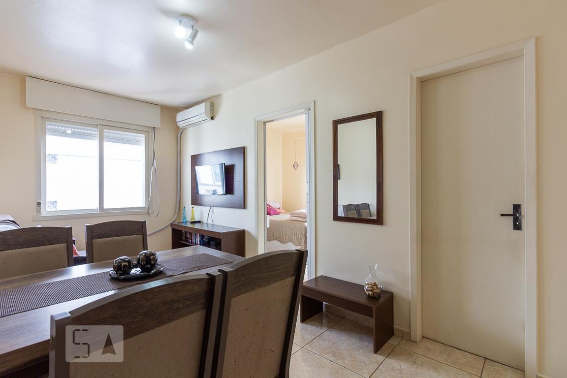 Apartamento para Aluguel - Passo D'areia, 1 Quarto,  46 m² - Porto Alegre