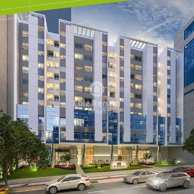 Apartamento à venda, 2 quartos, 2 vagas, Centro - Belo Horizonte/MG