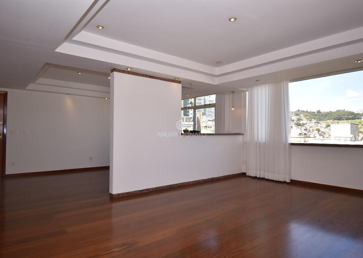 Apartamento para aluguel, 4 quartos, 2 suítes, 2 vagas, Santo Antônio - Belo Horizonte/MG
