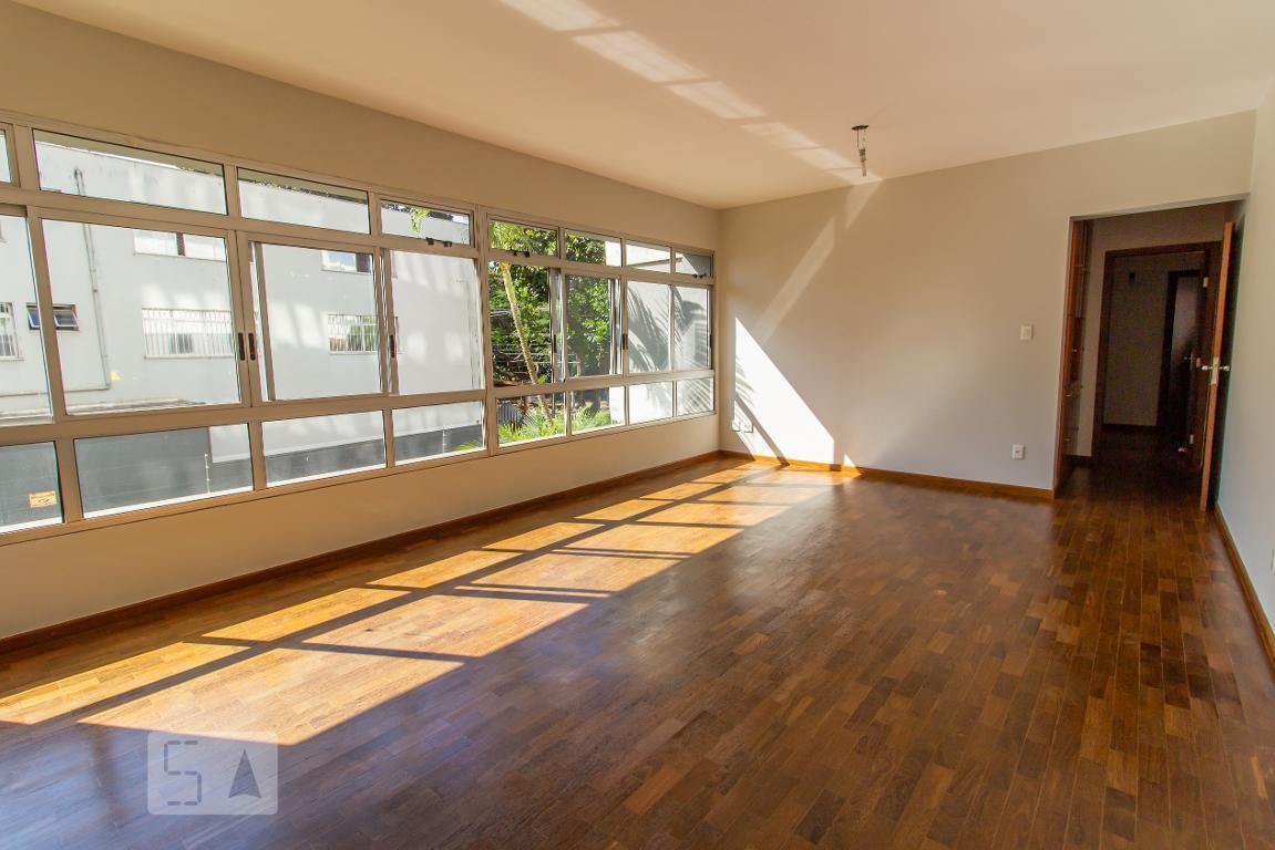 Apartamento para Aluguel - Sagrada Família, 4 Quartos,  140 m² - Belo Horizonte