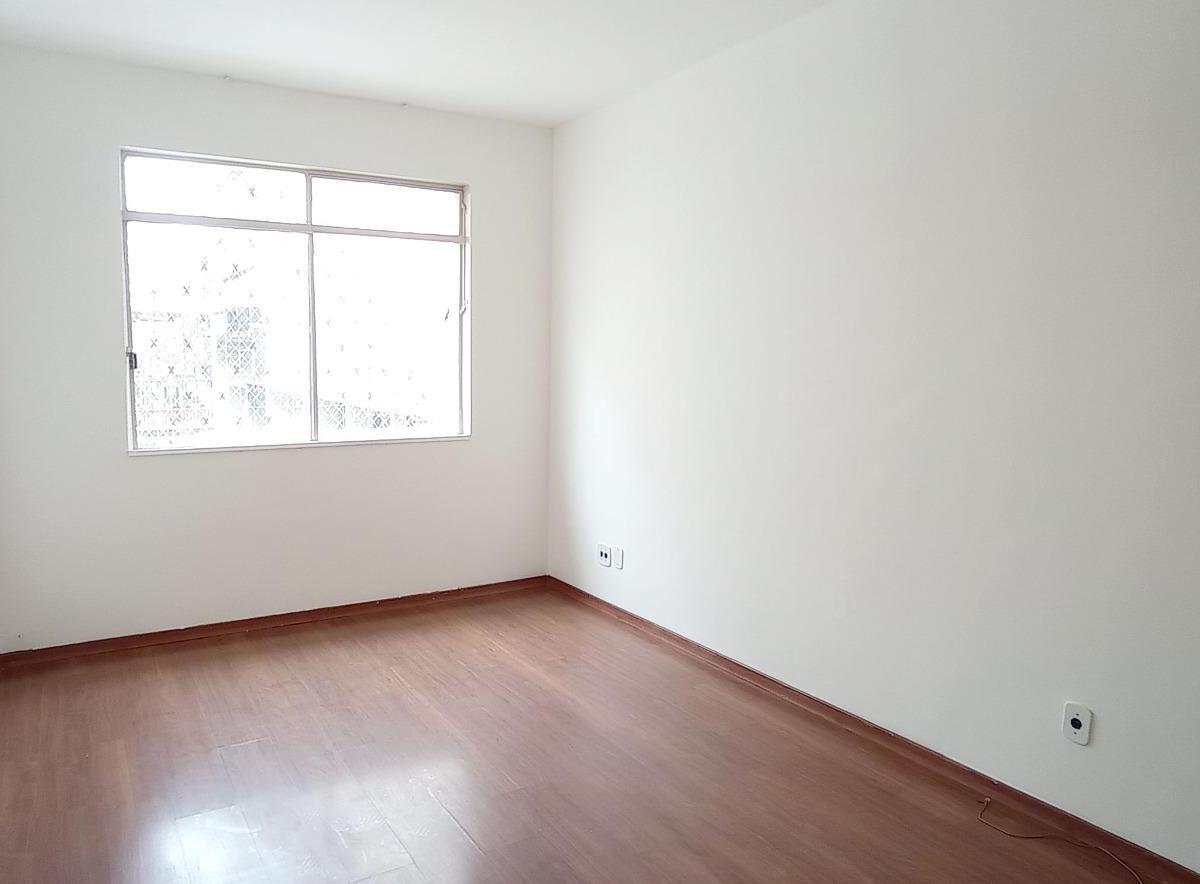 Apartamento com 3 quartos para alugar, 106 m² por R$ 1.700/mês - Carmo/Sion - Belo Horizonte/MG