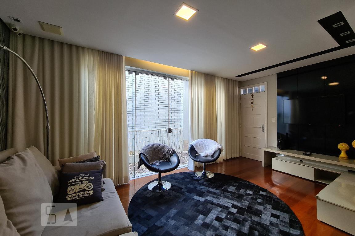 Casa para Aluguel - Palmares, 3 Quartos,  300 m² - Belo Horizonte