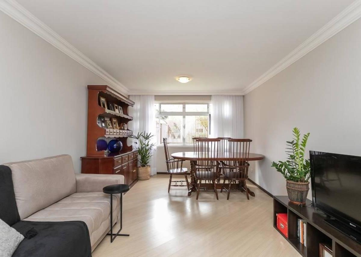 Apartamento com 4 dormitórios 1 Suíte 1 Vaga De Garagem 98 m² - Bigorrilho