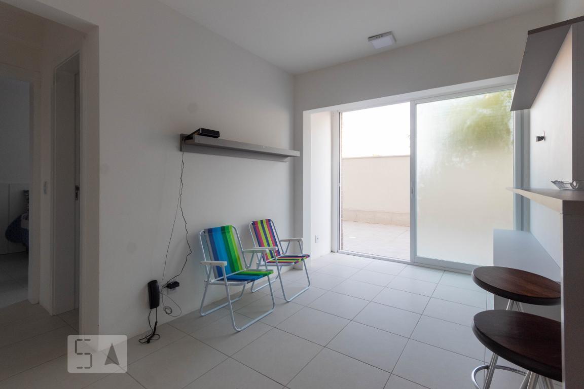 Apartamento para Aluguel - Santo Antônio, 1 Quarto,  31 m² - Porto Alegre