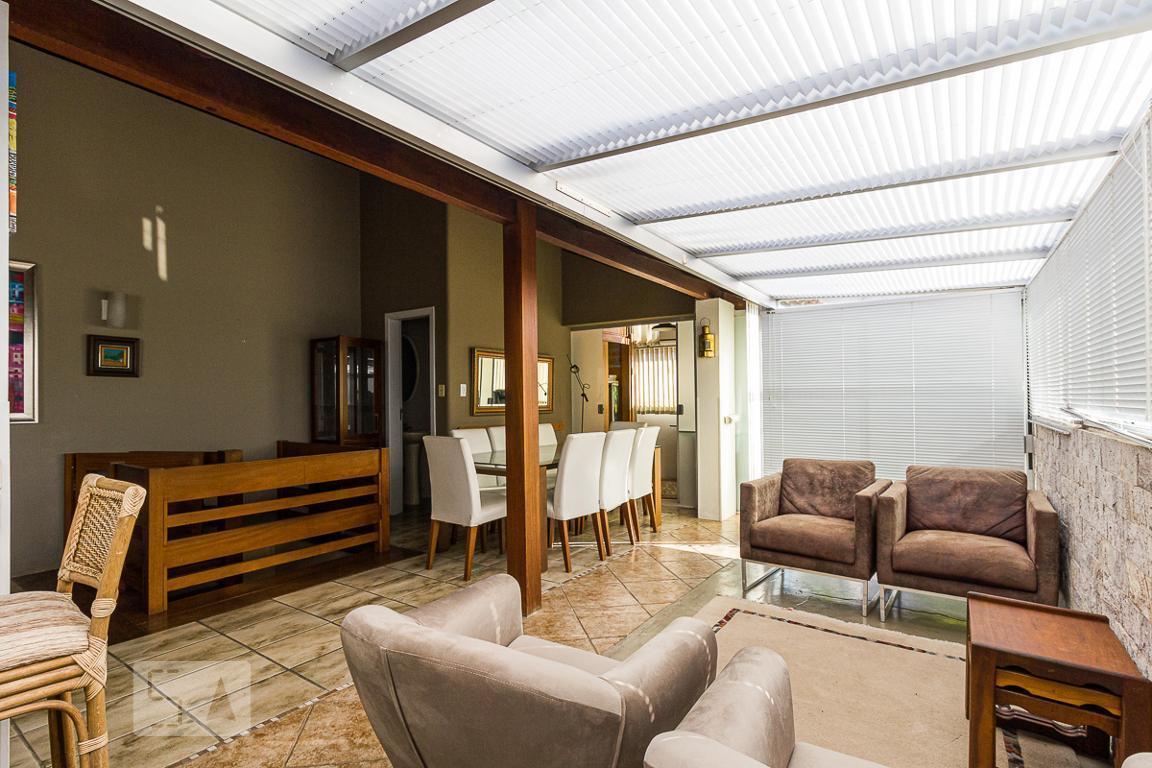Apartamento para Aluguel - Mont'Serrat, 3 Quartos,  159 m² - Porto Alegre