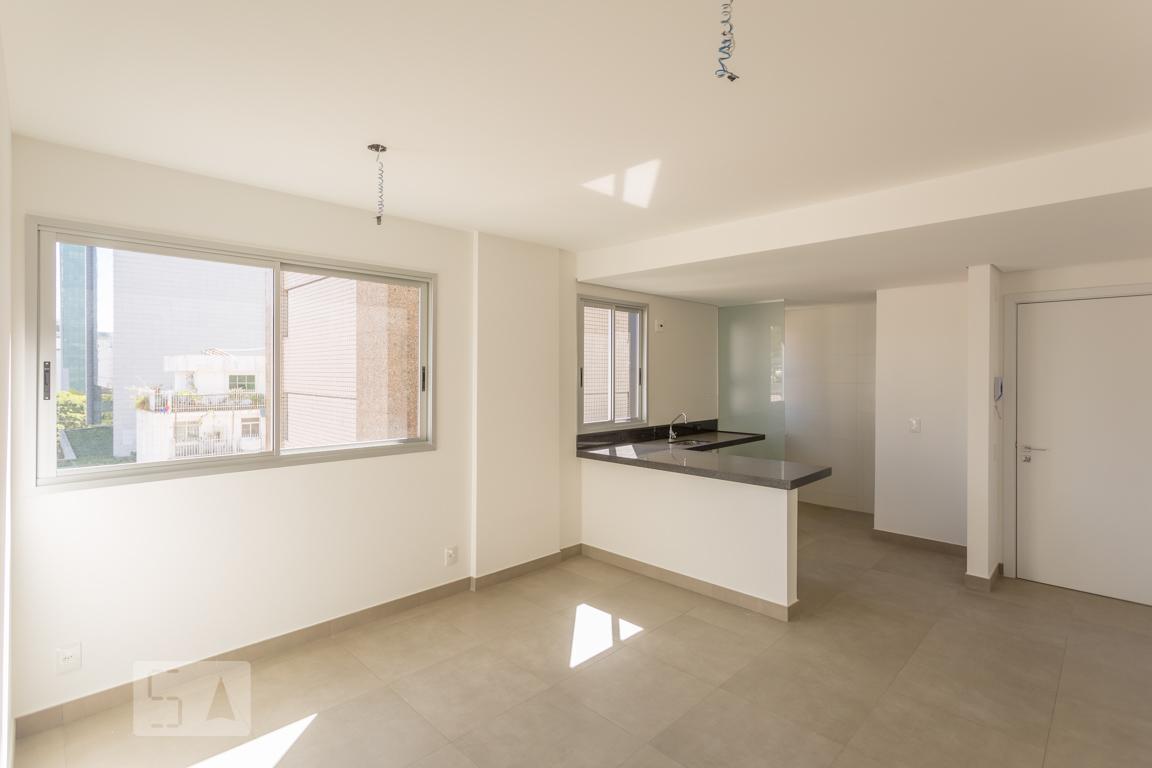 Apartamento para Aluguel - Santo Agostinho, 2 Quartos,  62 m² - Belo Horizonte
