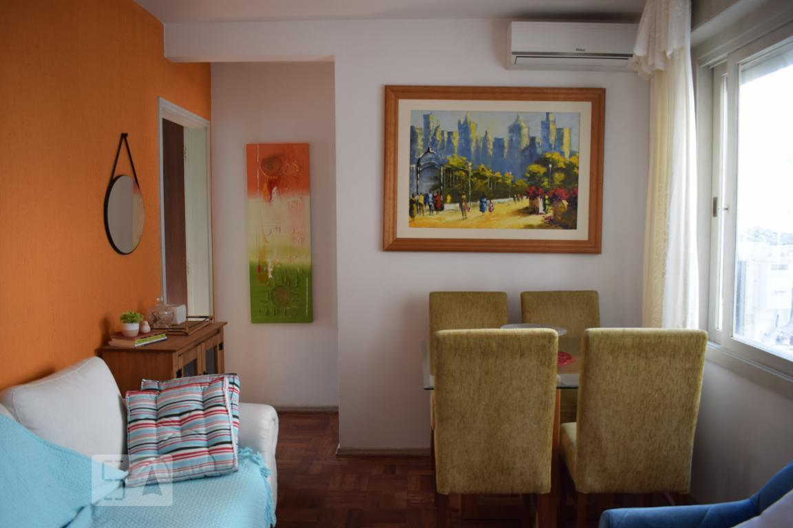 Apartamento para Aluguel - Centro Histórico, 1 Quarto,  40 m² - Porto Alegre