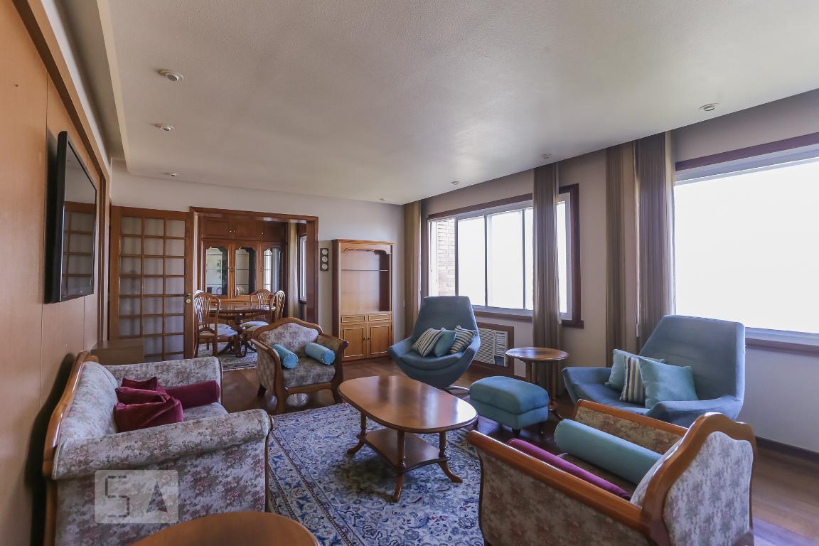 Apartamento para Aluguel - Higienópolis, 3 Quartos,  120 m² - Porto Alegre