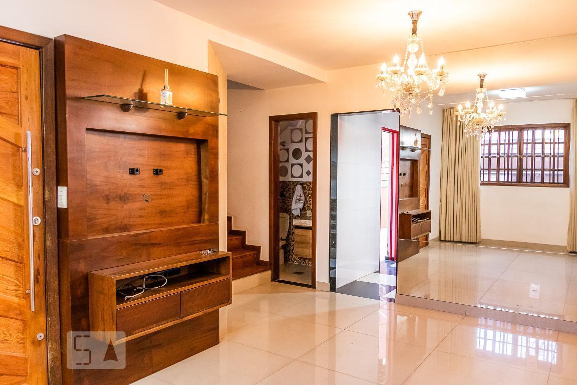 Casa para Aluguel - Itapoã, 3 Quartos,  160 m² - Belo Horizonte