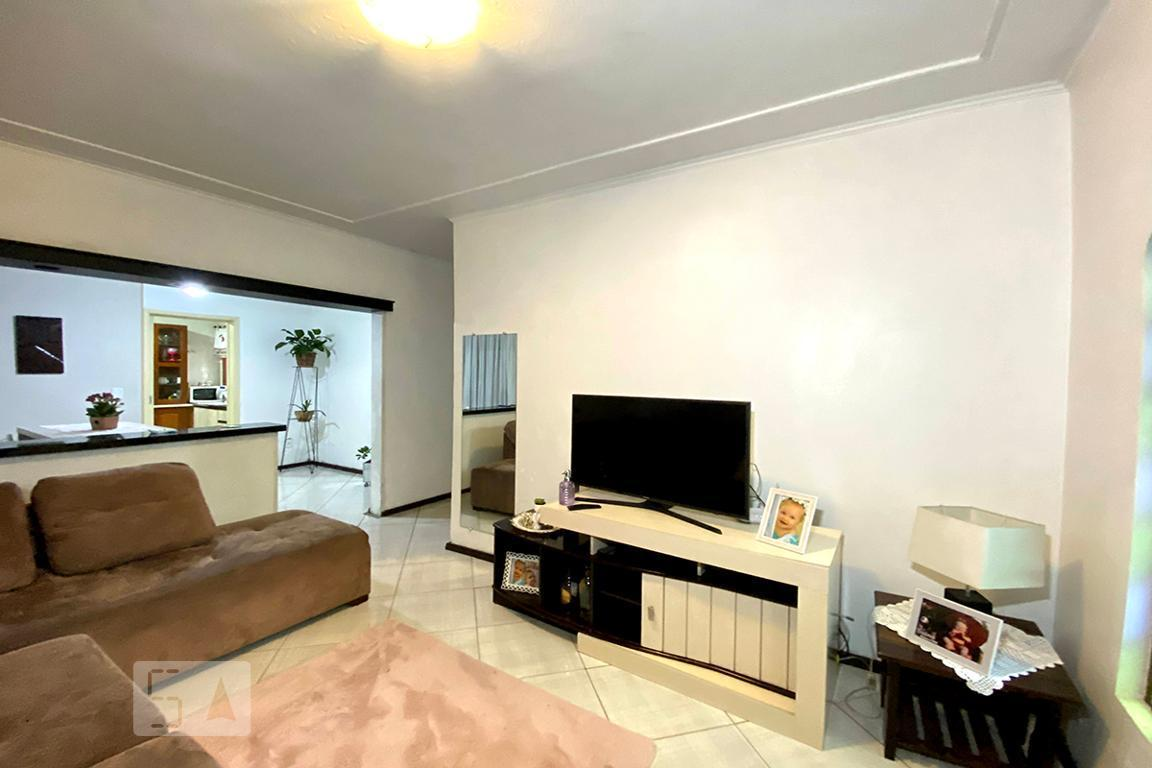 Casa para Aluguel - Canudos, 3 Quartos,  100 m² - Novo Hamburgo