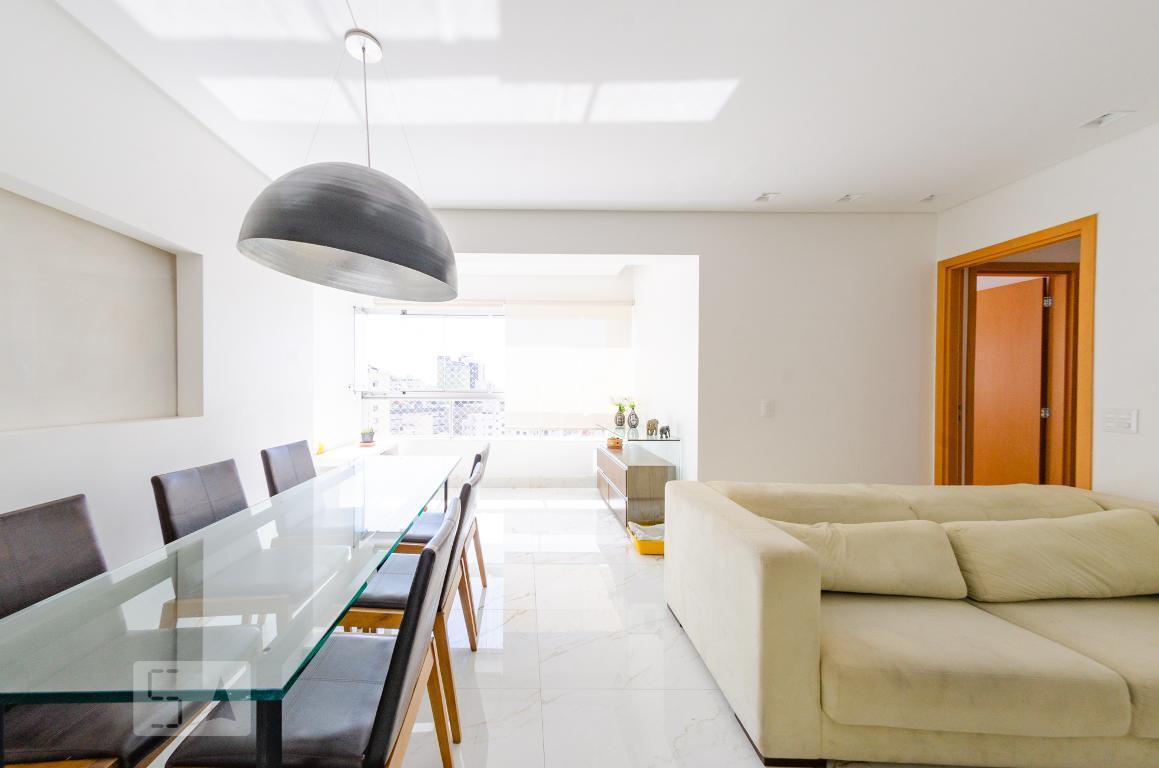 Apartamento para Aluguel - Nova Suissa, 3 Quartos,  88 m² - Belo Horizonte