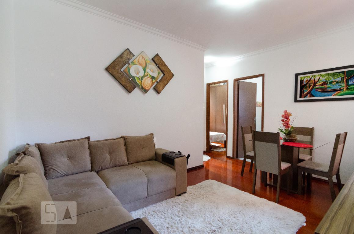 Apartamento para Aluguel - João Pinheiro, 2 Quartos,  52 m² - Belo Horizonte